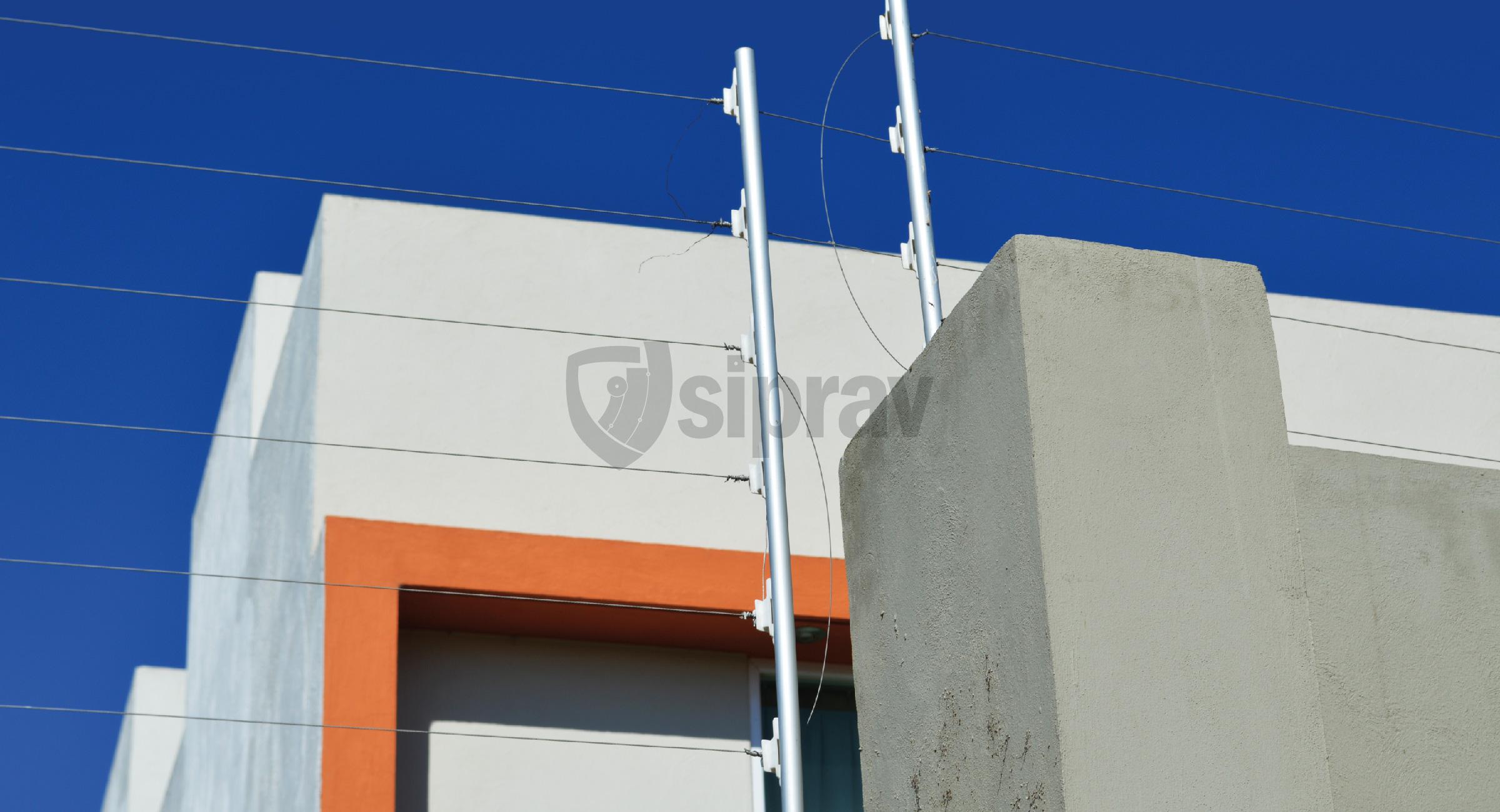 Malla Electrificada Cercos Eléctricos.